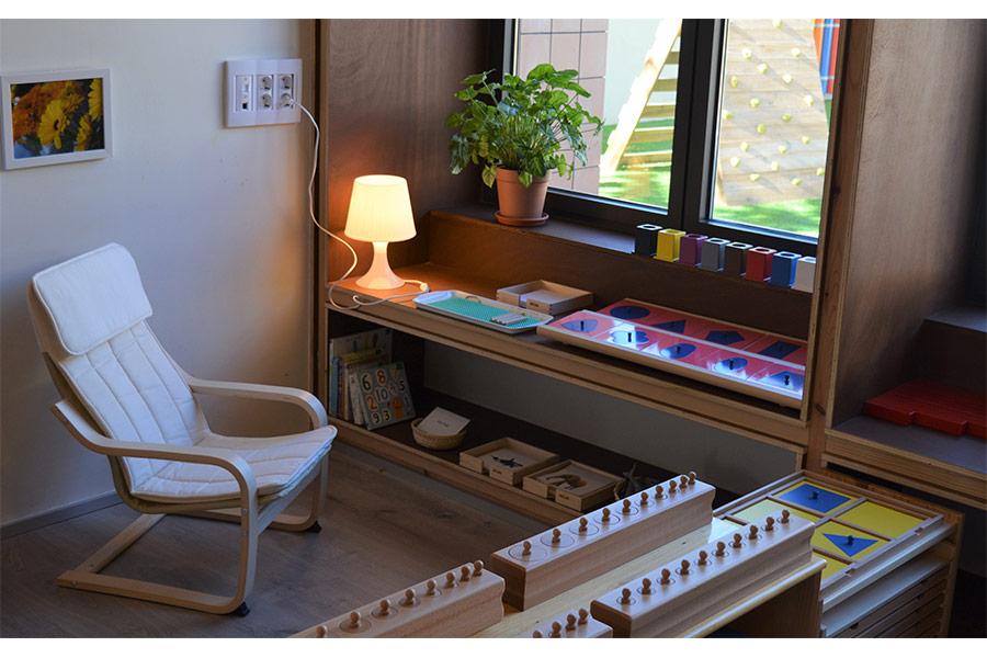 Casa de niños - Palma Kids Montessori -Escuela Infantil Valencia
