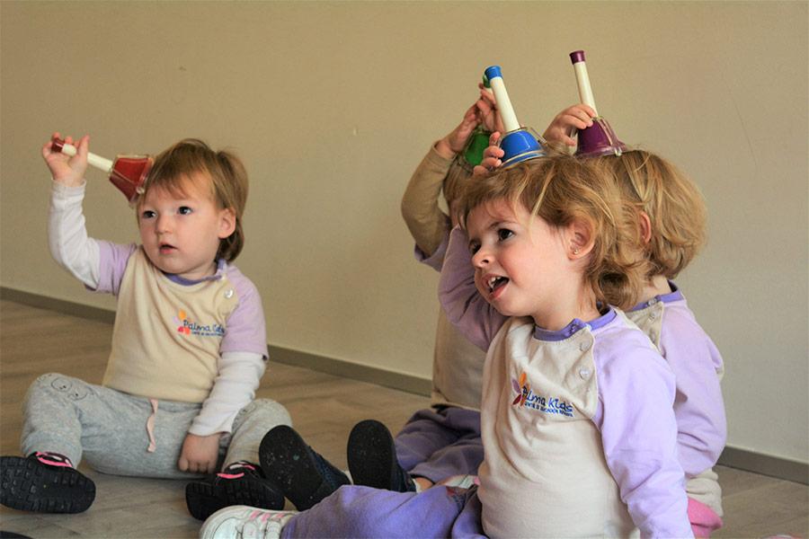 Extraescolares - Música - Palma Kids Montessori -Escuela Infantil Valencia