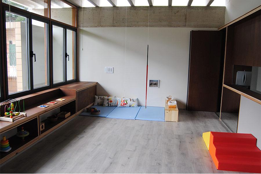 Aula Nido - Palma Kids Montessori -Escuela Infantil Valencia